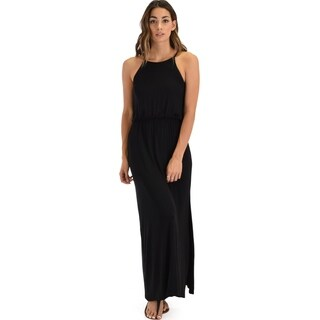 Lyss Loo Cherish The Day Maxi Dress With Cinched Waist