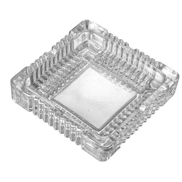 Visol Akiro Square Glass Ashtray