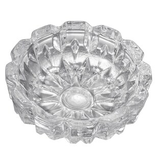 Visol Akiro Round Glass Ashtray