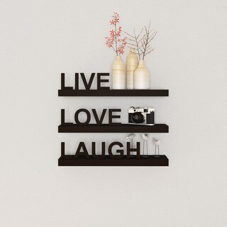 Porch & Den Montclair William Laminate 'Live, Love, Laugh' Inspirational Wall Shelves (Set of 3)|https://ak1.ostkcdn.com/images/products/18116173/P15150412.jpg?_ostk_perf_=percv&impolicy=medium
