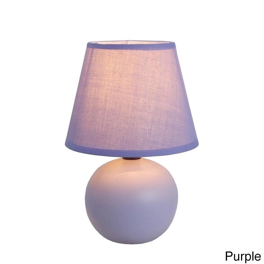 thumbnail 7 - Porch-amp-Den-Clarence-Mini-Ceramic-Globe-Table-Lamp