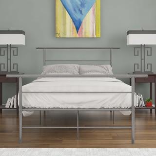 Porch & Den Corley Metal Bed Frame
