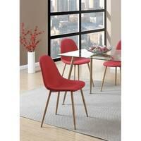 Sorrel Modern Oak Dining Chairs (Set of 4)
