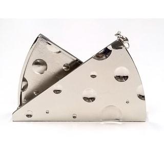 Elegance Mice & Cheese Napkin Holder
