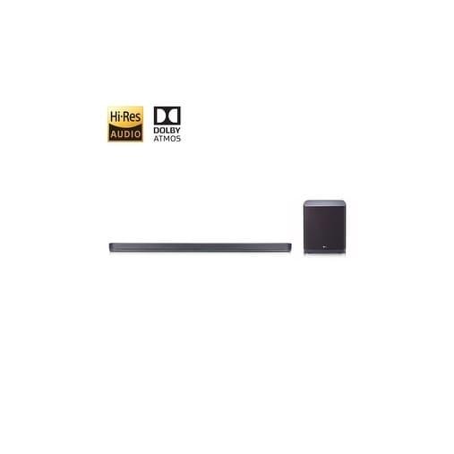 Lg Sj9 5 1 2 Ch High Resolution Audio Sound Bar With Dolby Atmos