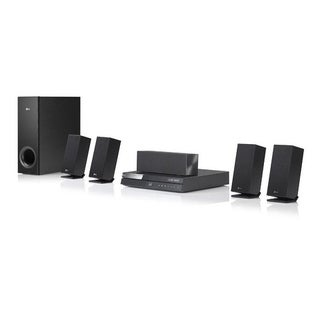 LG BH6720S - 3D-Capable Blu-ray Disc Home Theater System with Smart TV and Wireless Connectivity