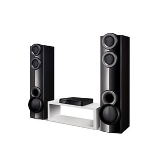LG LHB675 - 3D-Capable 1000W 4.2ch Blu-ray Disc Home Theater System