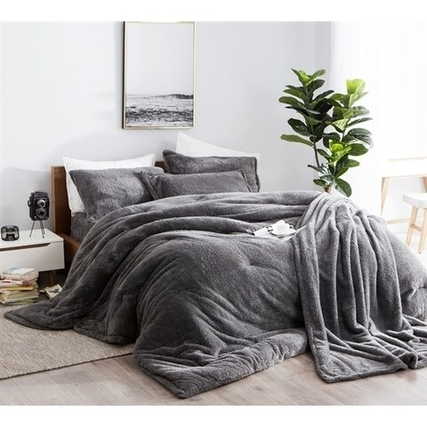 BYB Charcoal Coma Inducer Comforter