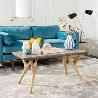 Shop Simple Living Mid Century Darcy Coffee Table Free