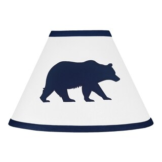 Sweet Jojo Designs Lamp Shade for the Big Bear Collection