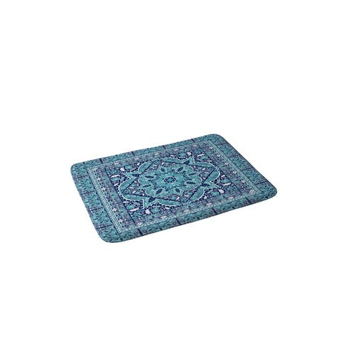 Aimee St Hill Semera Outline Memory Foam Bath Mat