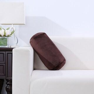 Berkshire Blanket VelvetLoft Short Bolster Pillow