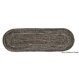 Chenille Reversible Braided Rug - 2' x 6' (More options available)