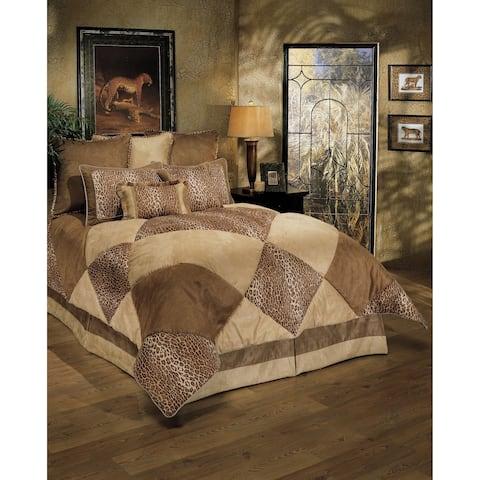 PCHF Safari Park 8-piece Comforter Set