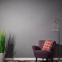 Fasade Nettle Titanium Grey 4-foot x 8-foot Wall Panel