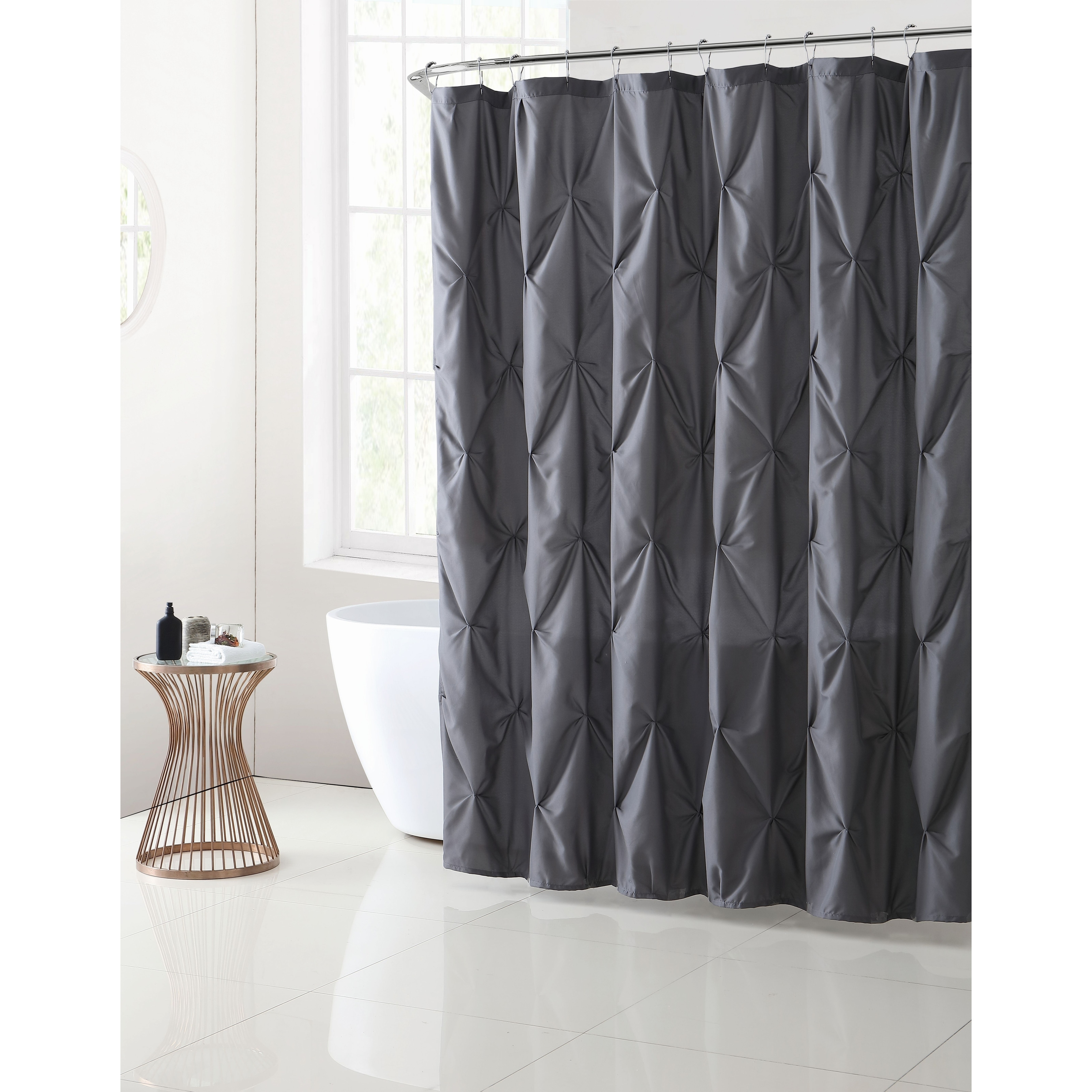 curtain curtains with carpet and gray shower charcoal white leaf nice motif luxurious attractive