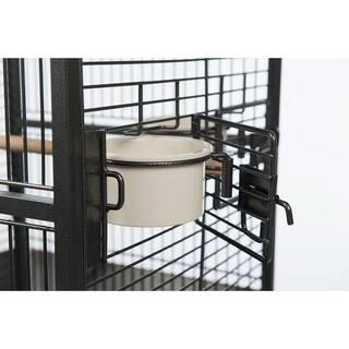 Prevue Pet Products Ceramic 4 Bowl Replacement Cup Set 6404