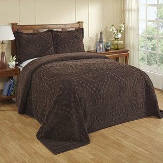 Rio Cotton Chenille Bedspread