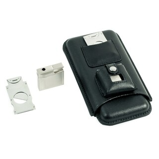 Kent Cigar Case-Black