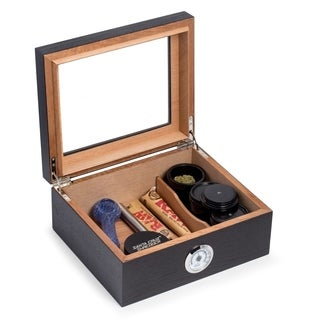 Tobacco and Cannibus Humidor-3