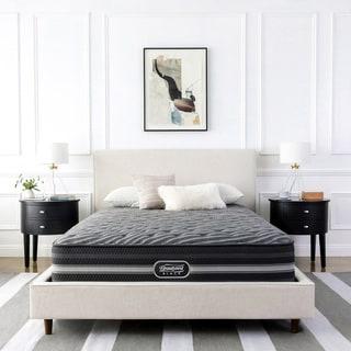 Beautyrest Black Mariela 14-inch Extra Firm California King-size Mattress Set