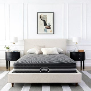 Beautyrest Black Mariela 14-inch Extra Firm Queen-size Mattress Set