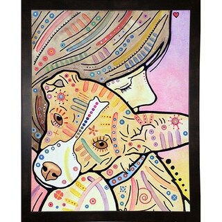 """Pixie Framed Print 6""""x4.75"""" by Dean Russo"""