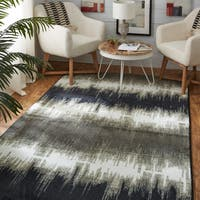 Carbon Loft Abney Grey Boho Area Rug - 8' x 10'