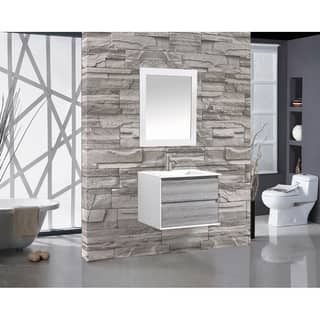 Tahiti 30 Single Sink Bathroom Vanity