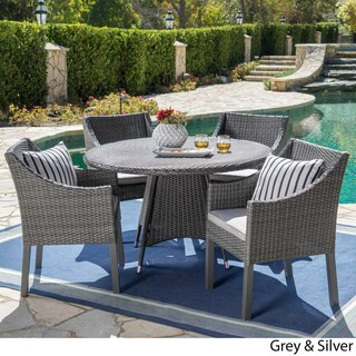 Buy Grey Outdoor Dining Sets Online At Overstock Our Best Patio