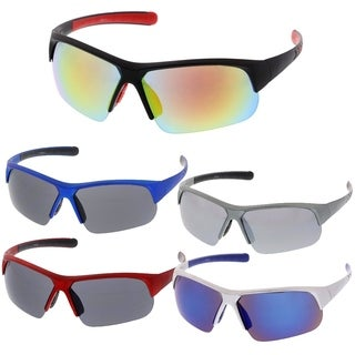 MLC Eyewear Ultra Light Weight Full Frame Sport Sunglasses Model:6015
