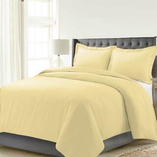 Celeste Home 190 GSM Cotton Flannel Oversized Duvet Set