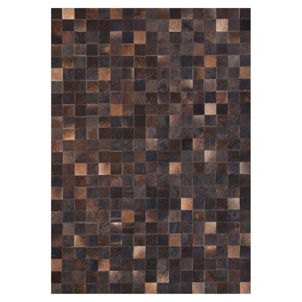 Kavka Designs Hand Sched Patchwork Chocolate Blocks