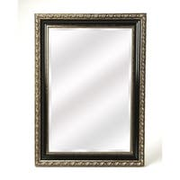 Butler Myra Antique Pewter Rectangular Wall Mirror