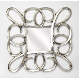 Butler Hera Silver Wall Mirror