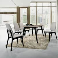 Omax Decor Loren Dining Side Chair (Set of 2)