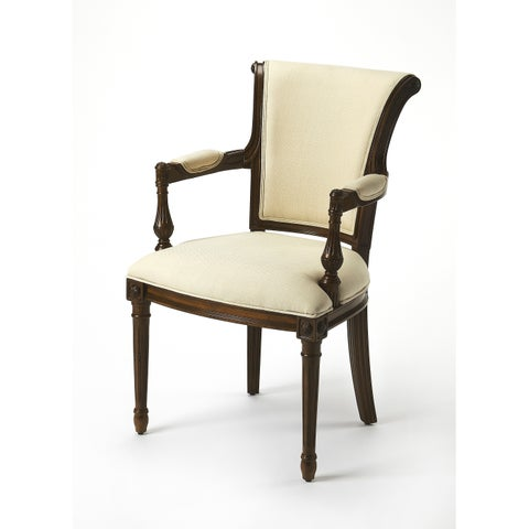 Butler Carina Plantation Cherry Accent Chair