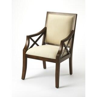 Butler Harcourt Cherry Accent Birch Hardwood Plantation Chair