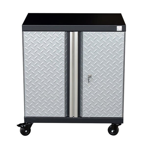 Stack-On DS-18 18 Drawer Storage Cabinet 2X18 Drawers