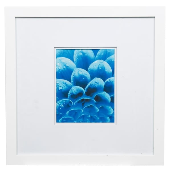 Shop Gallery 18x18 Wide White Double Mat To 8x10 Picture