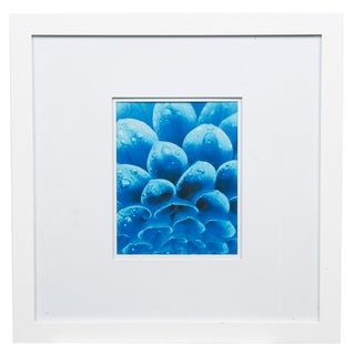Gallery 18X18 Wide White Double Mat to 8x10 Picture Frame