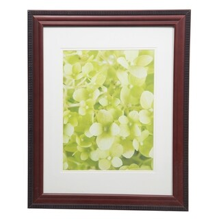14x18 to 10x13 Mahogany Outer Bead Picture Frame