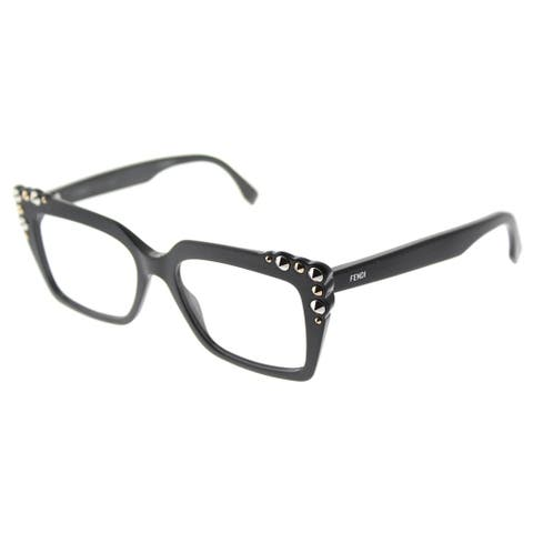 96d0b18a2590 Fendi Eyeglasses | Find Great Accessories Deals Shopping at Overstock