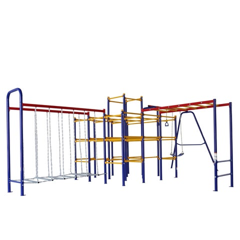 Skywalker Sports Modular Jungle Gym with Accessories