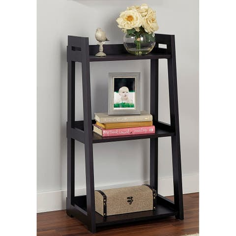 ClosetMaid No-Tool Assembly Narrow 3-Tier Ladder Shelf
