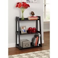 ClosetMaid No-Tool Assembly Wide 3-Tier Ladder Shelf