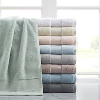 Madison Park Signature Turkish Cotton 6 Piece Bath Towel Set