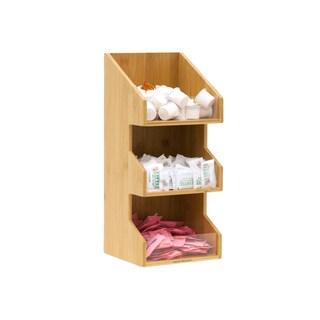 Mind Reader 'Goldie' 3 Tier Condiment Organizer, Bamboo wood|https://ak1.ostkcdn.com/images/products/18127683/P24280476.jpg?_ostk_perf_=percv&impolicy=medium