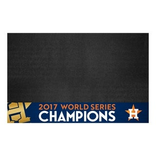 "Houston Astros 2017 World Series Champions Grill Mat 26""x42"""