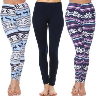 Pack of 3 Leggings